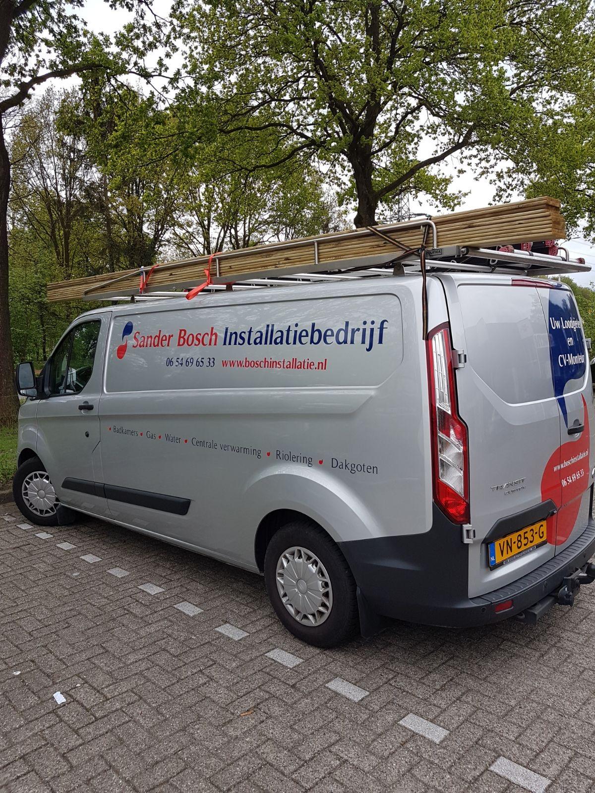 Sander Bosch Installatie